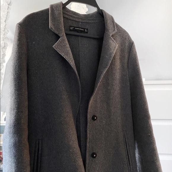 Midi Chic grey Coat